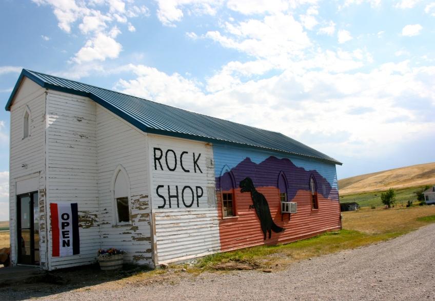 Bynum Rock Shop