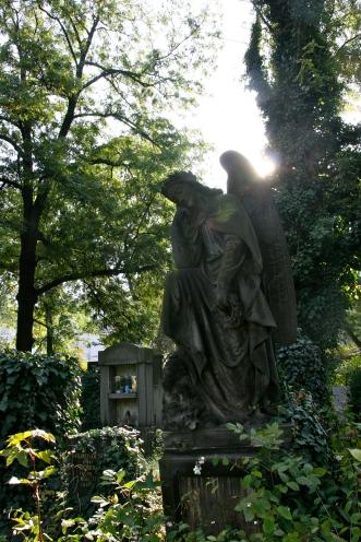 Olšany Cemetery Prague