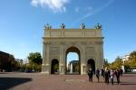 Brandenburg Gate Postdam