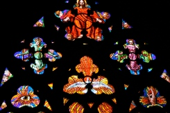 Stained Glass St. Vitas