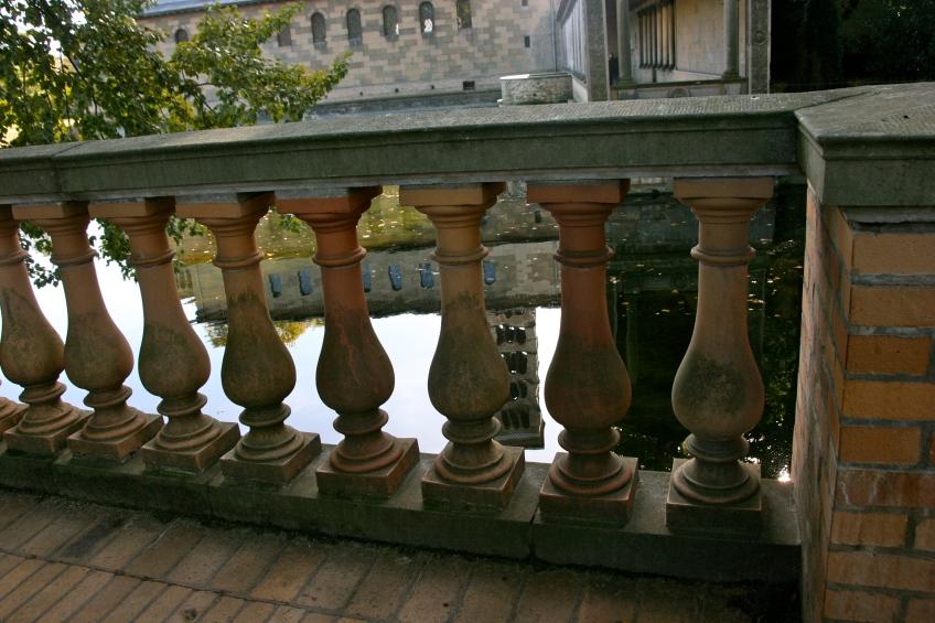 Sanssouci Garden Postdam