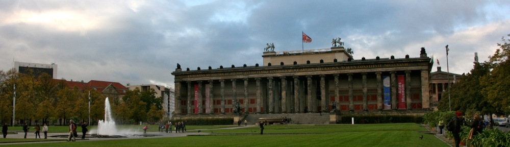 Altes Museum Berin, Germany