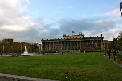Altes Museum Berin, Germany