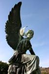 Statue at Orangery