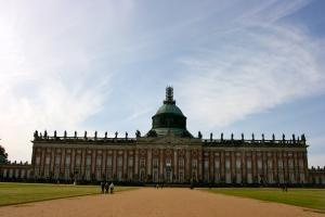 The New Palace Postdam, Germany