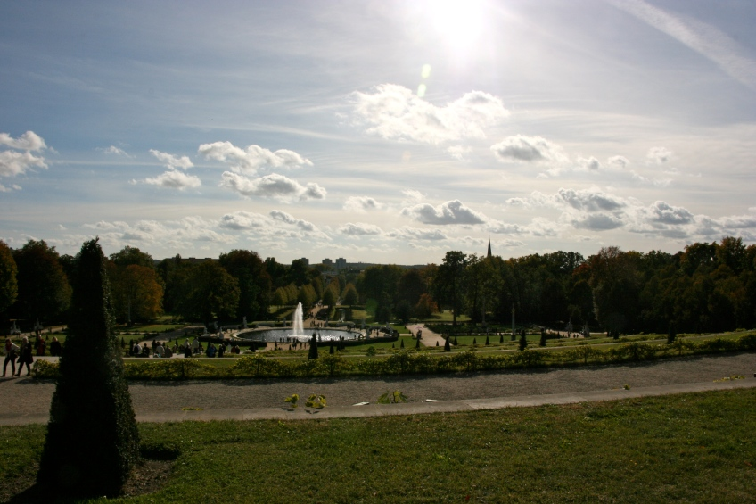 View from Sanssouci