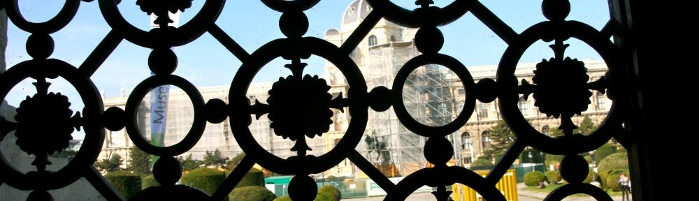 View from Kunsthistorisches Museum, Vienna, Austria