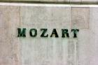 Mozart, Statue, Salzburg, Austria