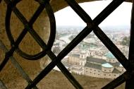 Hohensalzburg Castle, Salzburg, Austria, Epic Views, Perspective