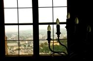 Window Pane, Salzburg, Austria, Hohensalzburg Castle