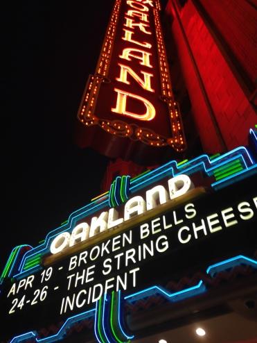 Fox Theater Broken Bells The Live Act