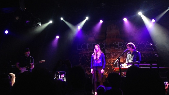 London Grammar at The Independent Low Lights