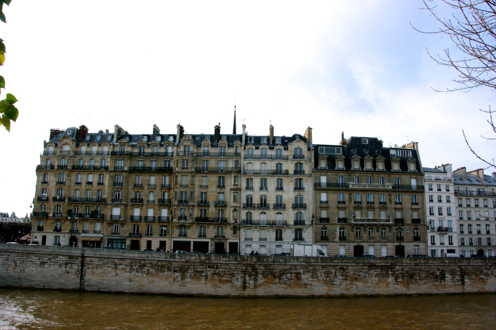 Paris Apartments Seine