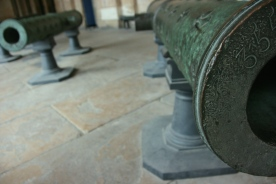 Paris Cannon War