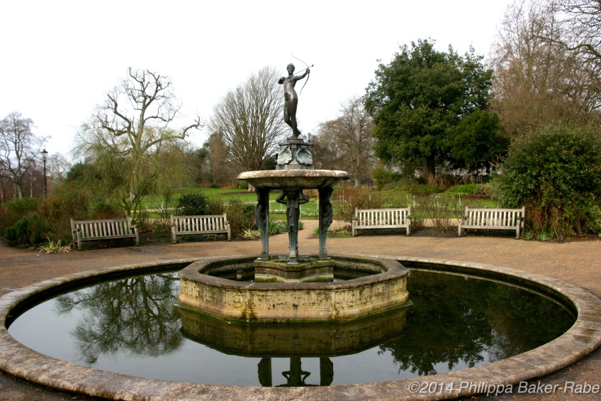 Hyde Park Statue London