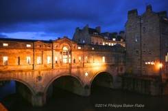 Pulteney Bridge Bath England