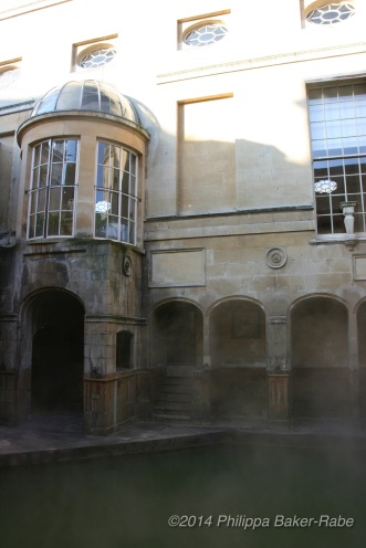 baths of bath Bath England